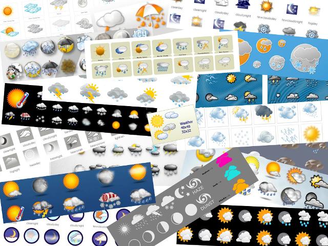 pr sentation de 17 collections d 39 icones m t o gratuit. Black Bedroom Furniture Sets. Home Design Ideas