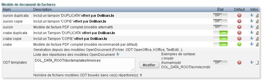 dolibarr_configuration_module_facture_copie