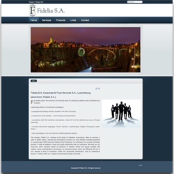 Fidelia S.A. Corporate & Trust Services S.A., Luxembourg