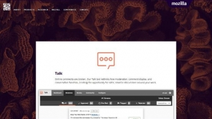 Un outil JavaScript pour commenter vos sites web - Talk