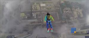 WebBuzz du 29/04/2015: Base jump à Dubai-Base jump in Dubai