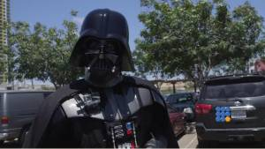 WebBuzz du 13/07/2015: Dans la peau de Dark Vador-in the Darth Vader's shoes