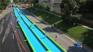 WebBuzz du 04/08/2014: Le plus grand toboggan aquatique-the biggest water slide