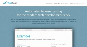 Un outil JavaScript pour tester les applications Web - TestCafé