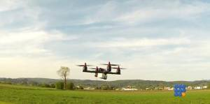 WebBuzz du 30/04/2015: Test du drone le plus rapide au monde-Fastest drone ever seen
