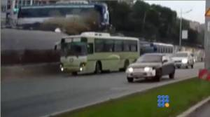 WebBuzz du 20/08/2014: Accident de bus en Russie-Bus crash in Russia