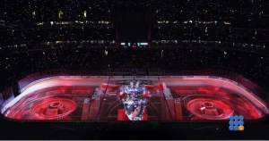 WebBuzz du 11/11/2016: Ouverture de la saison de hockey avec les Chicago Blackhawks-Grand opening of the Chicago Blackhawks