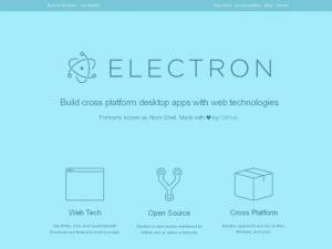 Developpez des applications avec les technologies web - electron