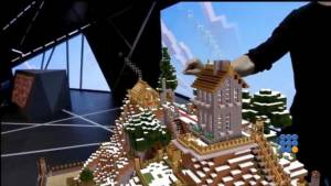 WebBuzz du 16/06/2015: Minecraft en version holographique-Minecraft in holographic mode