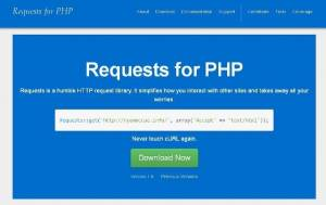 Une bibliothèque HTTP pour PHP - Requests for PHP