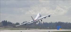 WebBuzz du 06/10/2014: Décollage difficile pour un 747 de Cargolux-difficult launch for a 747 of Cargolux