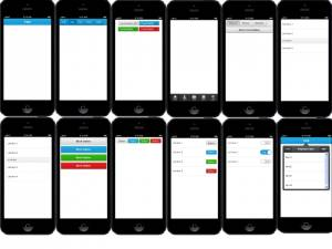 Prototypage d'application pour iPhone avec HTML-CSS-JS - Ratchet