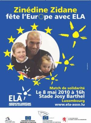 Le 8 mai 2010 à 16h Stade Josy Barthel Luxembourg