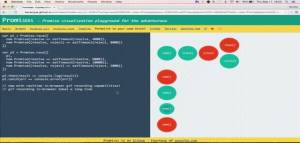 Visualisation originale de votre code JavaScript - Promise