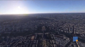 WebBuzz du 17/11/2016: Visitez le monde entier depuis votre salon : Google Earth VR : visit the world from your livingroom