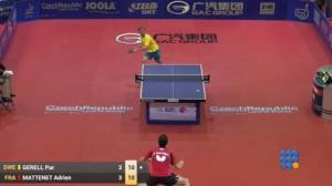 WebBuzz du 01/09/2015: tennis de table un échange incroyable-Incredible exchange at table tennis