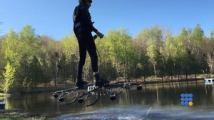 WebBuzz du 10/06/2016: Tests d'un nouvel hoverboard-Tests of a new hoverboard