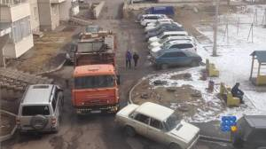 WebBuzz du 17/03/2015: Russie déplacement de lada génante-Russia how to move lada