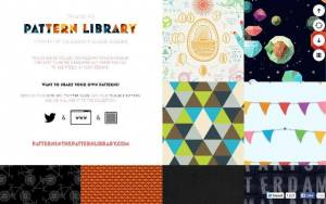 The Pattern Library par les designers les plus talentueux
