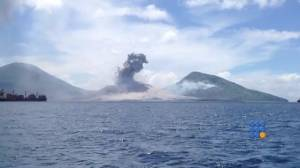 WebBuzz du 07/08/2015 : Eruption explosive en nouvelle Guinée-Explosive eruption in New Guinea