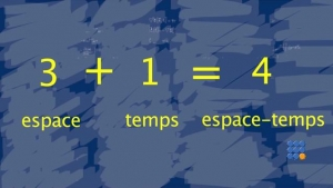 WebBuzz du 18/02/2016: Perception de l'espace-temps-How do we see the space time
